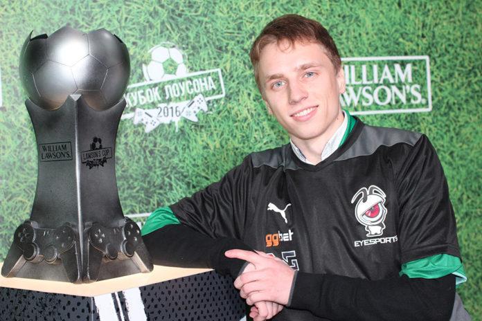 Антон Жуков занял 3 место на Кубке Лоусона 2016