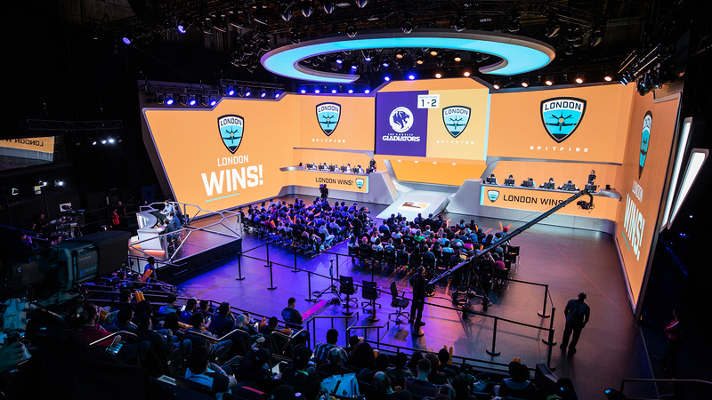 Blizzard планируют расширить ростер команд Overwatch League
