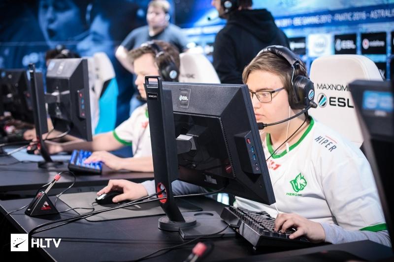 [CS:GO] Heroic прошли на Dreamhack Masters Stockholm