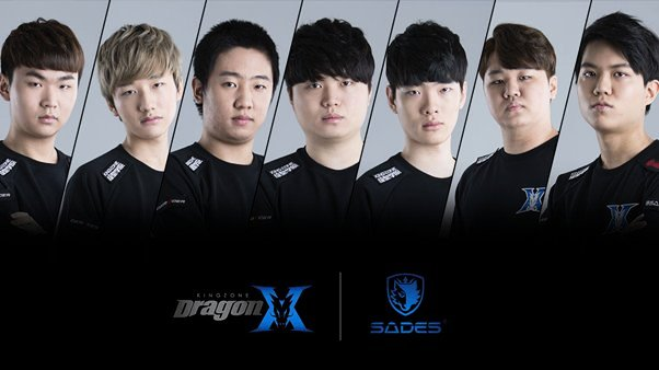 [LoL] Kingzone DragonX чемпионы весеннего сплита LCK 2018