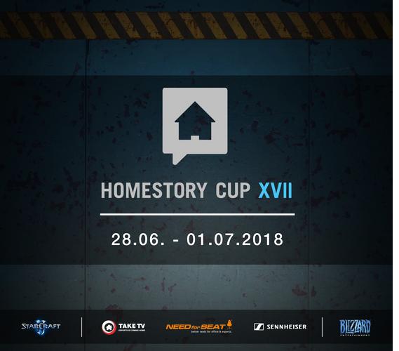 [SCII] Начались игры HomeStory Cup XVII