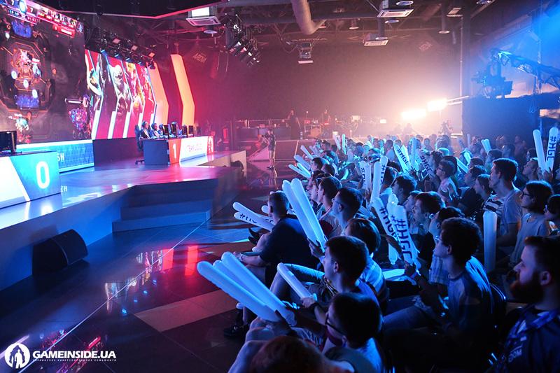 В Киеве проходит турнир на $100 000 по HoTS — не пропусти!
